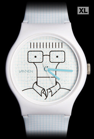 Limited edition DESCENDENTS Vannen Artist Watch