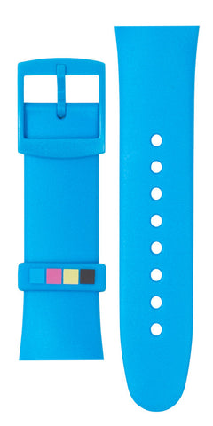 Limited edition Vannen Watches CMYK Cyan Strap Set