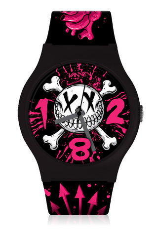 Limited Edition Blink-182 Vannen Artist Watch
