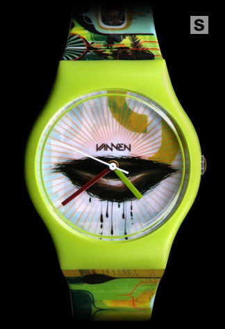 Limited Edition Blaine Fontana Vannen Artist Watch