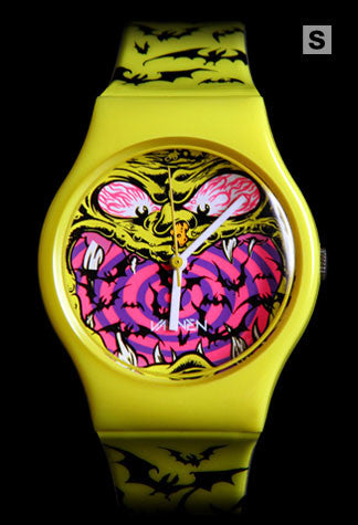 Limited Edition Dirty Donny Vannen Artist Watch