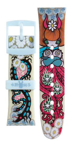 Limited Edition Junko Mizuno Cirrina Vannen Artist Watches Strap Set