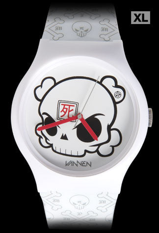 Limited Edition Huck Gee Vannen Artist Watch