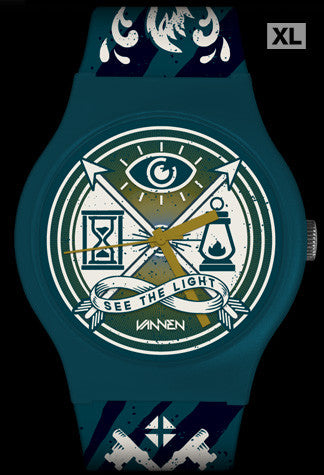 Limited Edition Less Than Jake Vannen Artist Watch
