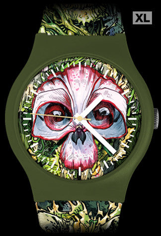 Limited Edition Manifest Destiny Vannen Artist Watch