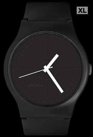 Limited Edition MONO I Matte Black Vannen Artist Watch
