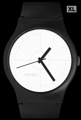 Limited Edition Matte Black MONO II Vannen Watch