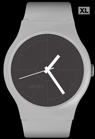 Limited Edition Mono II Matte Grey Vannen Watch