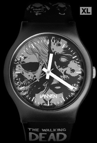 The Walking Dead limited edition HORDE II Vannen Artist Watch