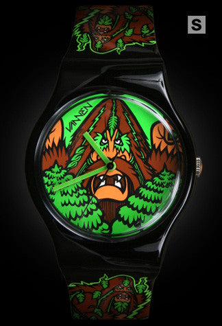 Limited Edition Bigfoot Vannen Artist Watch