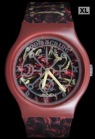 Limited Edition Godmachine Vannen Artist Watch