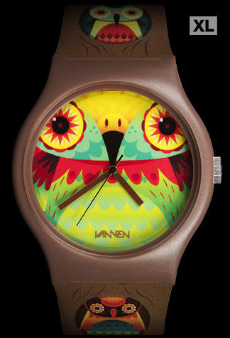 Limited edition Nathan Jurevicius Vannen Artist Watch