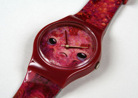 Limited edition Chris Ryniak Vannen Artist Watch