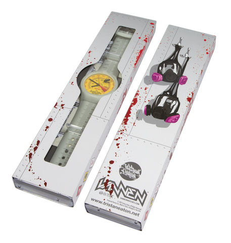 Limited Edition Tristan Eaton Contaminant Vannen Artist Watch
