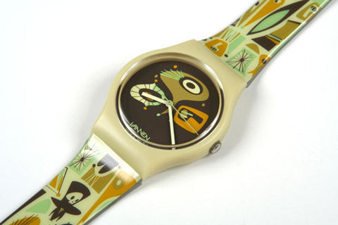 Limited edition Ragnar Vannen Artist Watch