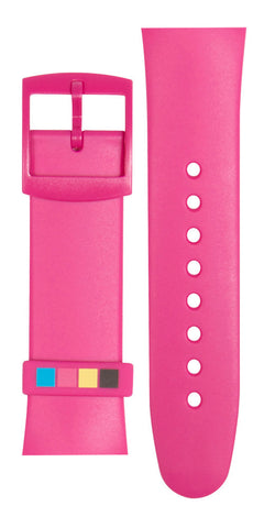 Limited edition Vannen Watches CMYK Magenta Strap Set