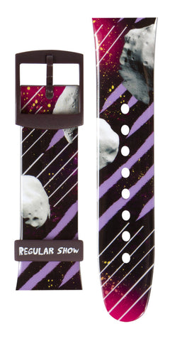 Limited Edition Regular Show Mordecai and the Rigbys Vannen Artist Watches Strap Set
