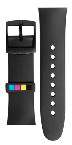 Limited Edition CMYK Black Vannen Watches Strap Set