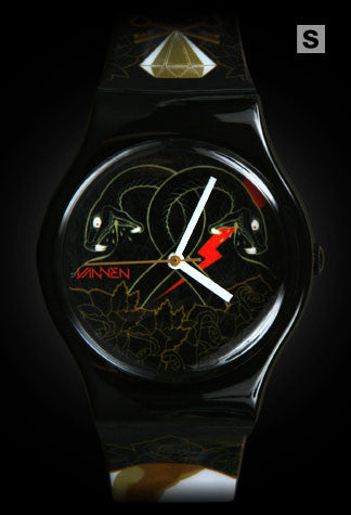 Limited Edition Brian Ewing Vannen Artist Watch