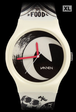 Limited Edition McBess Vannen Artist Watch