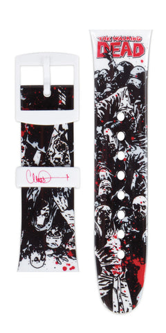 The Walking Dead Limited Edition Walkers! Vannen Artist Watches Strap Set