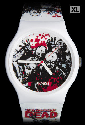 The Walking Dead Walkers! Limited Edition Vannen Artist Watch