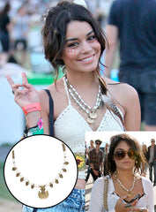 Actress Vanessa Hudgens