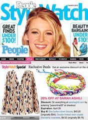 People Style Watch - April 2013