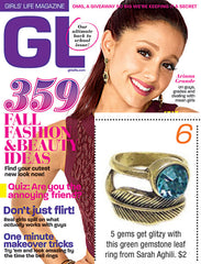 Girls Life - August 2012