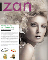Zan Magazine - March 2012