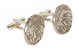 Buffalo Coin Cufflinks