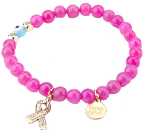Breast Cancer Bracelet