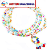 Autism Awareness Bracelet Stack