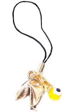 Fortune Cookie Phone Charm