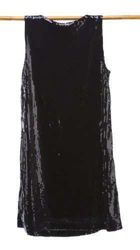 Sequin Image Dress