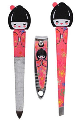 Geisha Girl Nail Set