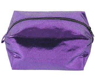 Foiled Cosmetic Bag