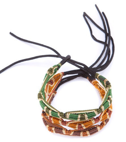 Arizona Thread Bracelets