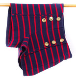 Striped Nautical Shorts