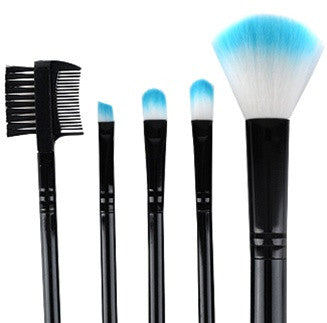 Color Drop Make Up Brush Set