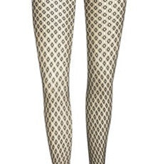 Pattern Love Tights