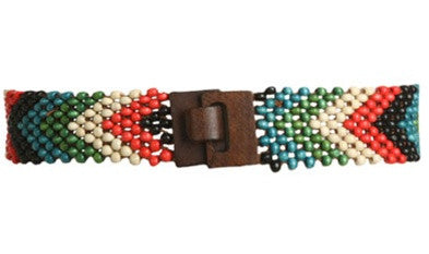 Navajo Beaded Belt