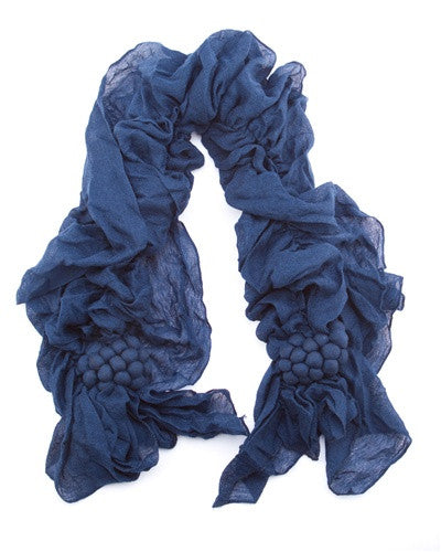 Blueberry Bundle Scarf