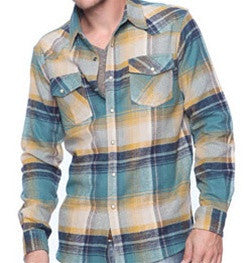 Western Flannel Shirt