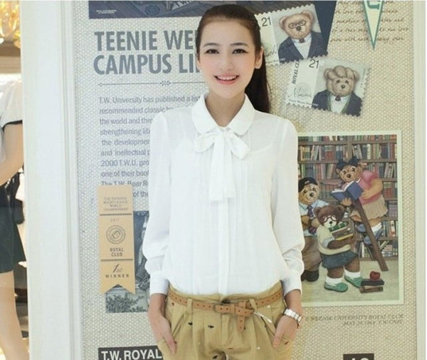 Noble Button Down Blouse