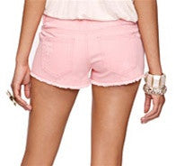 Poppy Denim Shorts