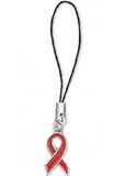 HIV Awareness Cell Phone Charm