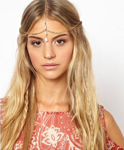Gypsy Drop Head Piece