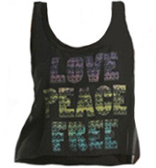 Tribal Peace Cause Tank