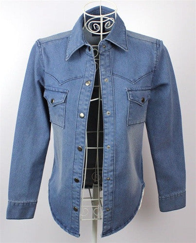 Denim Rockers Shirt